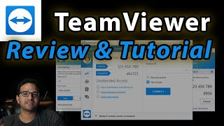 Tutorial and review of teamviewer 15 for pc/windows machttp://www.teamviewer.comcall our office 954-414-1524 to setup a private training/consultation abo...