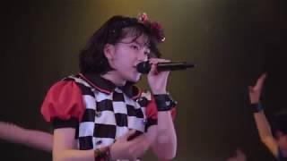 ばってん少女隊の、田舎娘が四大都市のライブハウスを巡るツアー」~4.6東京大会~より「コトバテニス」(作詞・作曲 三原康司 編曲 フレデリ...