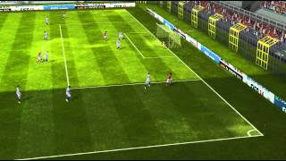 FIFA 14 Android - Spartak Mos VS Chelsea