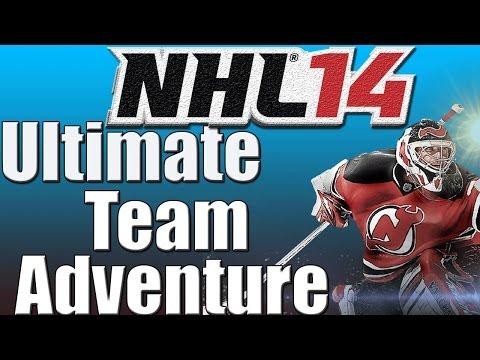 NHL 14: Ultimate Team Aventure #7