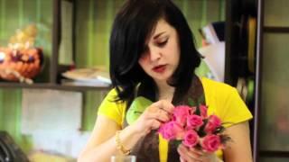 Свадебные букеты для невесты. Как их делают?