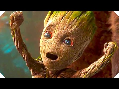 "GUARDIANS OF THE GALAXY 2 - ""Showtime"" TRAILER (2017)"