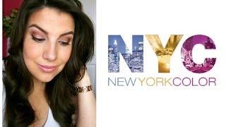 1 Brand Tutorial: NYC New York Color