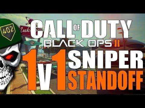 Black Ops 2 - 1v1 Me Bro! Quickscope Vs Blackscope on Nuketown 2025