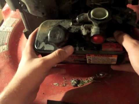 Briggs And Stratton 500 Carburetor Youtube