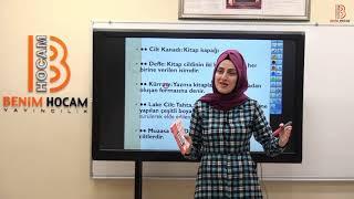 39)Özlem OKTAR - İslam Kültür ve Medeniyeti - IV (ÖABT-DİKAB) 2020