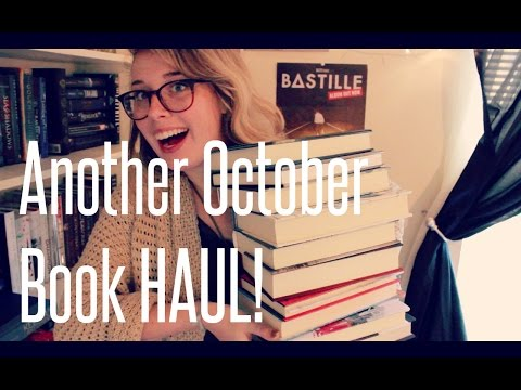 EXCITING October Book Haul!
