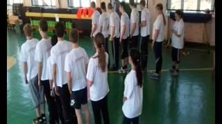 Урок з фізичної культури у 9 класі. Дитяча легка атлетика.