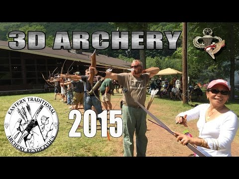 3D Archery - ETAR 2015