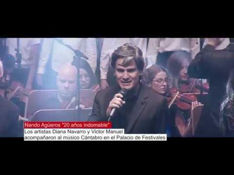 """Avance Concierto: Nando Agüeros """"20 Años Indomable"""""""