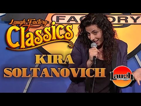 Kira Soltanovich | Snoring Husband | Laugh Factory Classics | Stand Up Comedy
