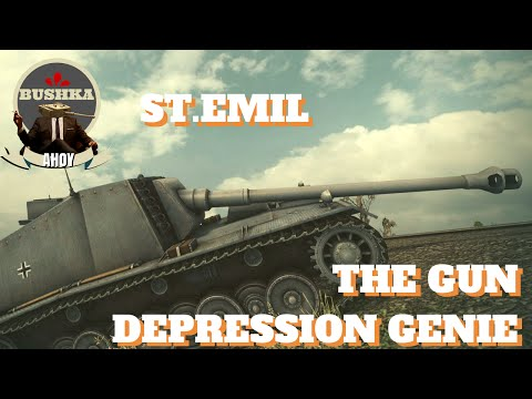 St Emil   The Gun Depression Genie is out of the Bottle