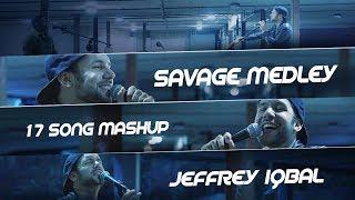 Savage Medley | 17 Song Mashup | Jeffrey Iqbal