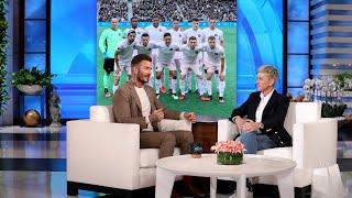 David Beckham on His Commitment to Youth Soccer in the U.S.