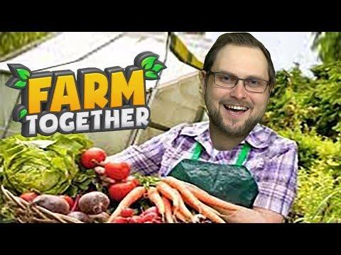 ЛУЧШАЯ ФЕРМА ► Farm Together