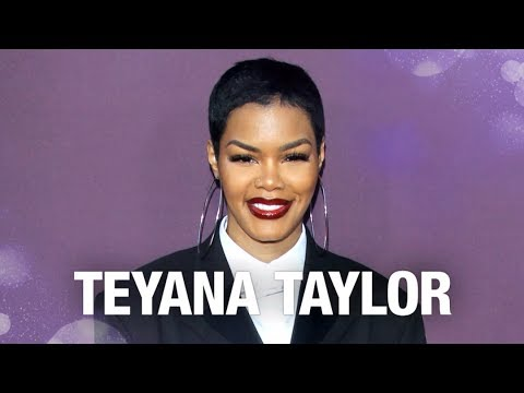 Monday on 'The Real': Teyana Taylor