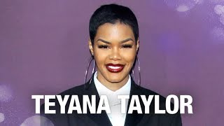 Monday on 'The Real': Teyana Taylor