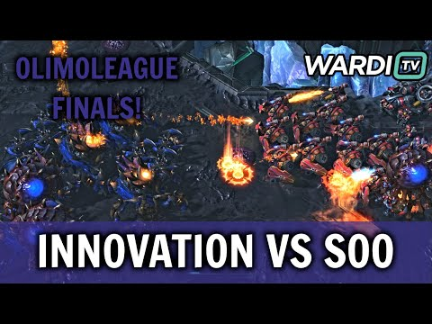 INnoVation vs soO - OLIMOLEAGUE FINALS! (TvZ)