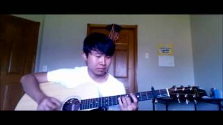 Michael Jackson - Heal The World (Fingerstyle cover by Jorell)