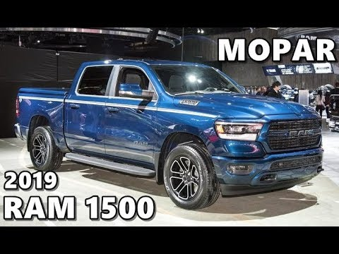 2019 Ram 1500 Mopar Accessories Youtube