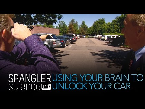 Using Your Brain To Unlock Your Car - Cool Science Experiment