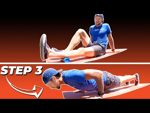 Treat & Prevent Any Running Injury in 4 Steps!