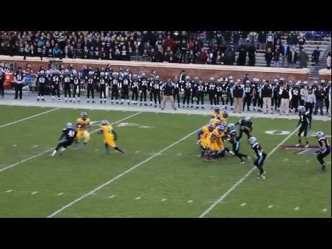 2011 Oscar Smith vs Centreville Div. 6 Championship Football Highlights
