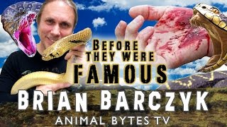 ANIMAL BYTES TV - Before They Were Famous w. Brian Barczyk