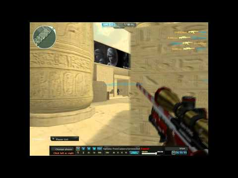 CrossFire EU Frags #1 HD