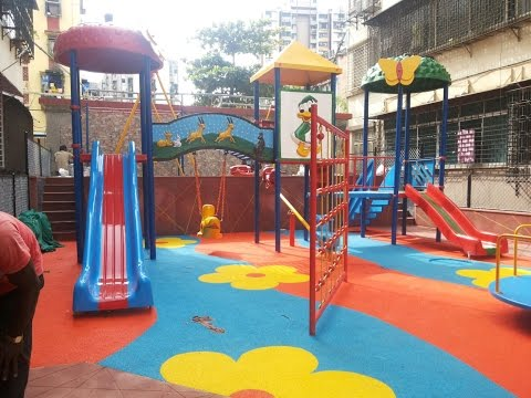 School Playground Equipment for kids, MAPS60 by Royal Play Equipments