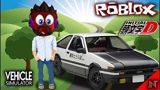ROBLOX Indonesia #72 Vehicle Simulator | Buy a Drift car that is in use Takumi