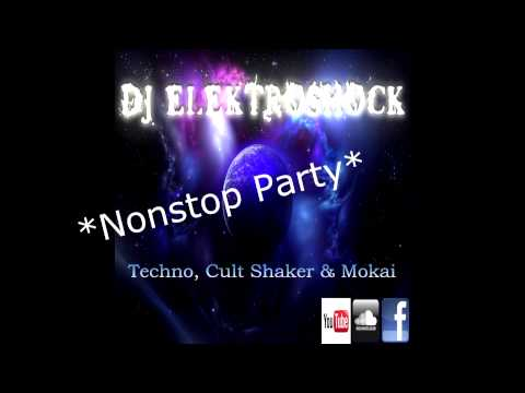 DJ Elektroshock - Nonstop Party