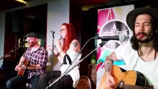Stefanie Heinzmann - Glad To Be Alive (Unplugged)