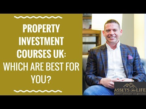Property Investment Courses UK: Which Are Best For You? | Liam Ryan, Assets For Life