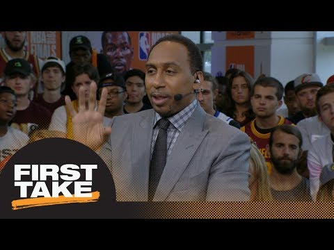First Take reacts to Trump saying NBA champions not invited to White House | First Take | ESPN