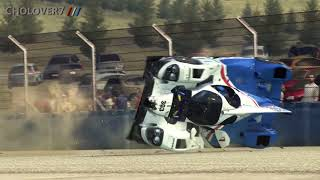 Racing Game Crashes 01 PURE SOUND (Automobilista, Grid Autosport, etc.)