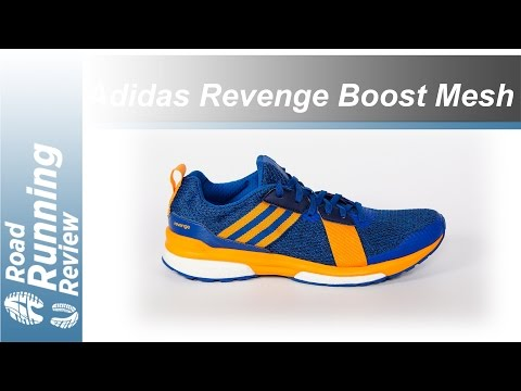 super populaire 4d2bf fe249 Adidas Revenge Boost Mesh Review - YouTube