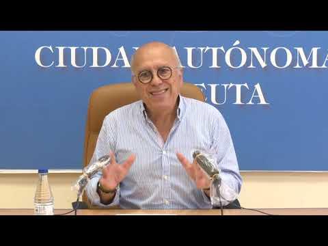 Javier Guerrero anuncia las nuevas medidas anti COvID que van a entrar en vigor en Ceuta