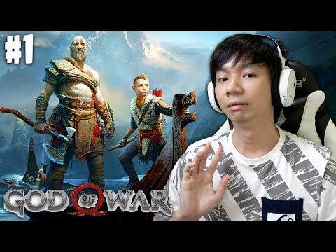 Anaknya Kratos | God Of War | Indonesia | Part 1