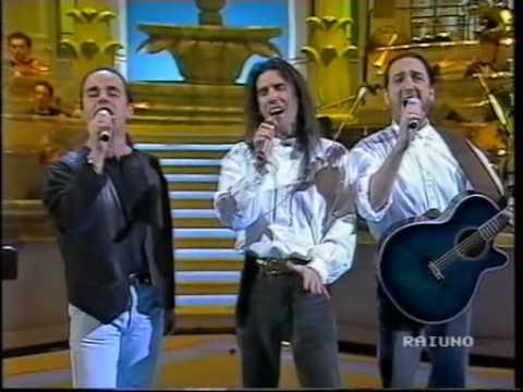 TAZENDA : Pitzinnos in sa gherra Sanremo 1992