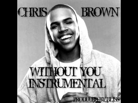 chris brown without you instrumental with hook (prod by bliss)
