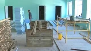 Завершается строительство новой школы в Губаревке