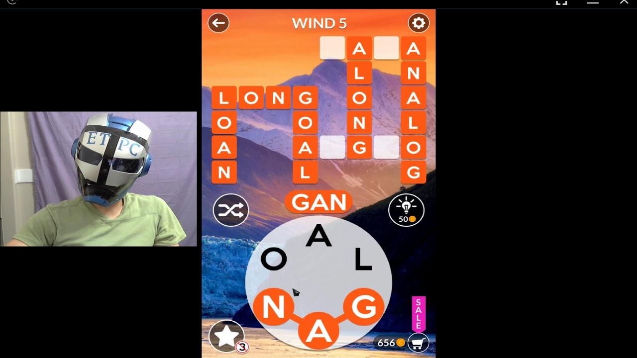 Get Wordscapes Level 165 Background