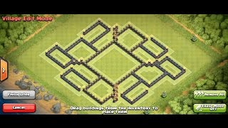Clash of Clans - NEVER BEFORE SEEN TH10 FARMING BASE! 100% PROTECTS YOUR LOOT - Base Builds #12