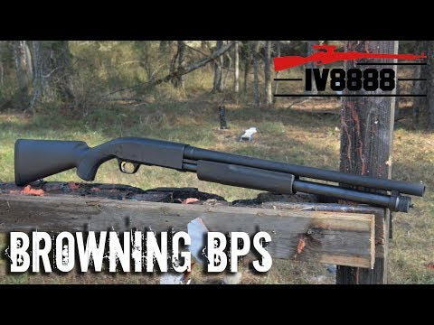 Browning BPS Tactical