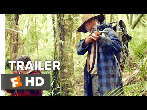 Hunt for the Wilderpeople trailers