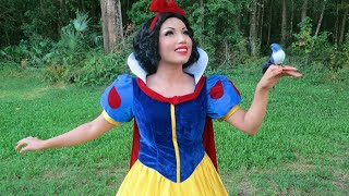 Disney's Snow White Makeup Tutorial