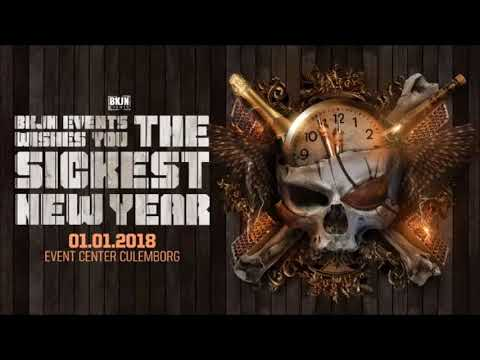 Para Italia & Aggressive @ The Sickest New Year 2018