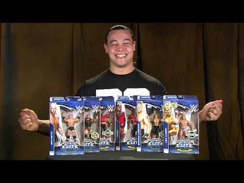 Bo Dallas unboxes Mattel
