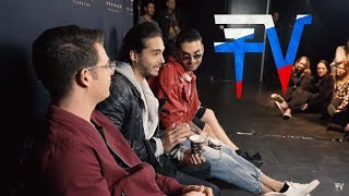 17 Hausfrauen Lawyers And Politicians Tokio Hotel TV с рус субтитрами от TH Community VK